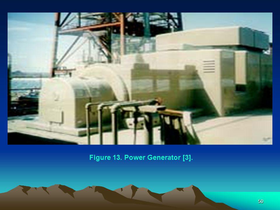 Figure 13. Power Generator [3].